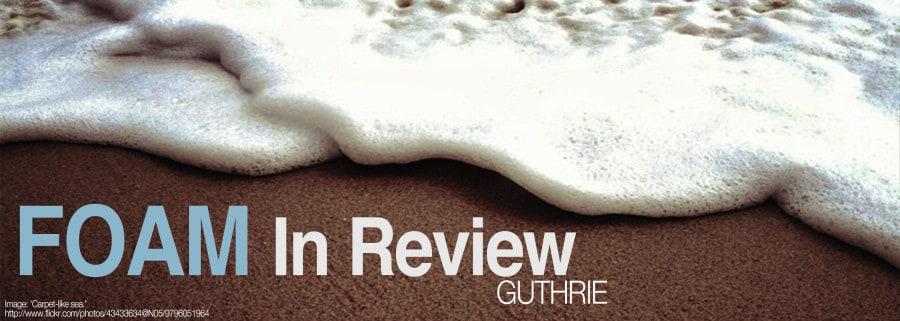 SMACC: Guthrie on FOAM – In Review