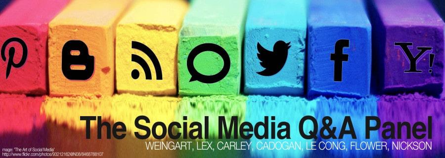 SMACC: The Social Media Q&A Panel