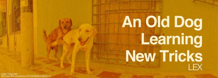SMACC: Joe Lex – An Old Dog Learning New Tricks