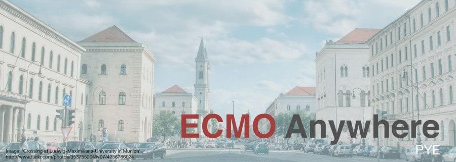 SMACC: Pye – ECMO Anywhere