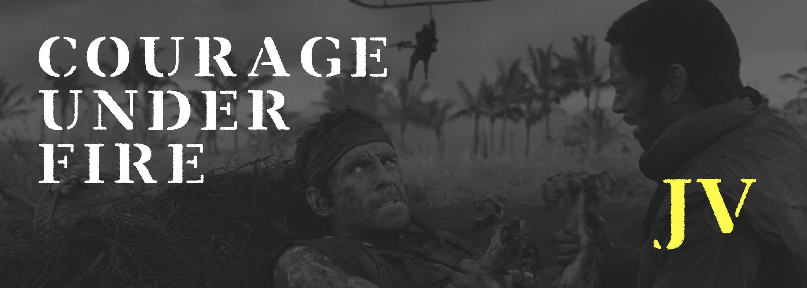 courage under fire Find great deals on ebay for courage under fire and courage under fire blu ray shop with confidence.