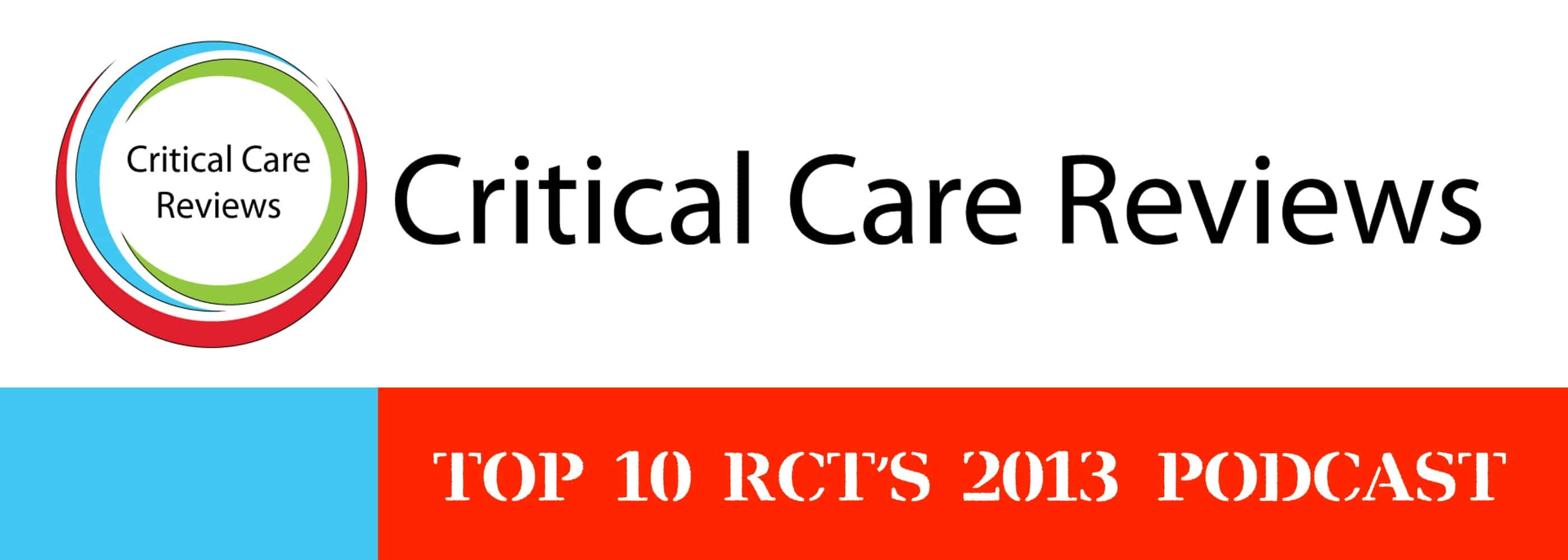 Critical Care Reviews for ICN - TOP 10