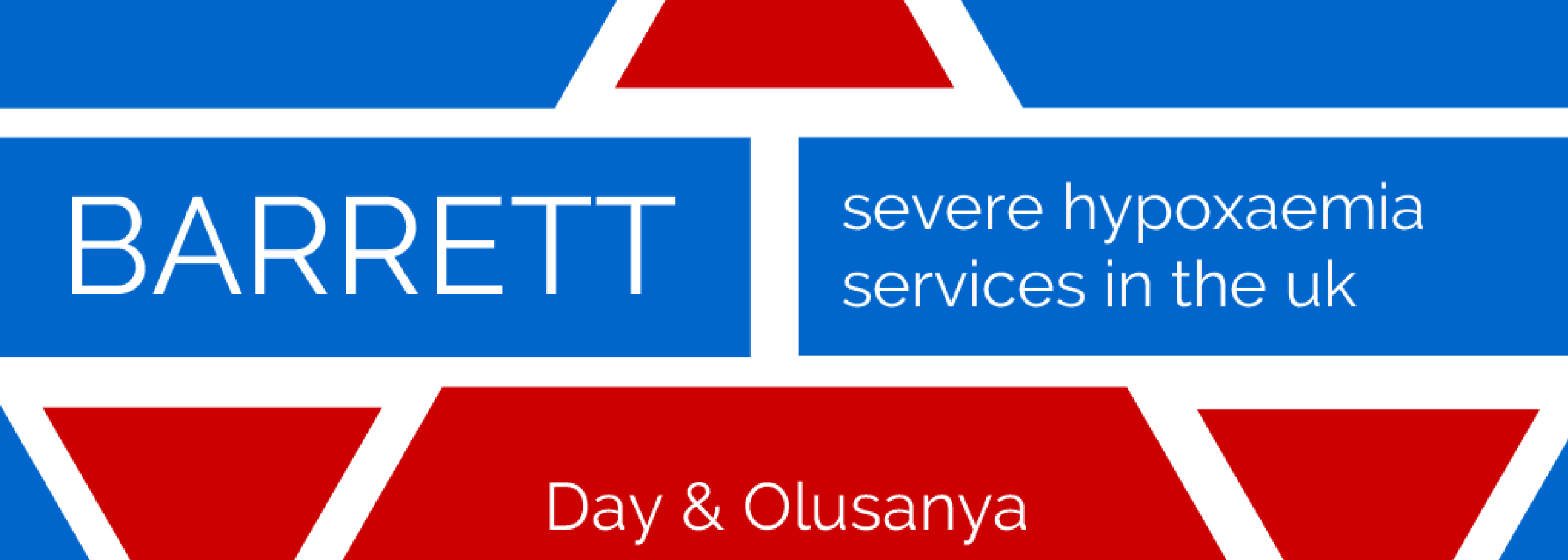 Day and Olusanya interview Barrett about severe hypoxaemia services in the UK.