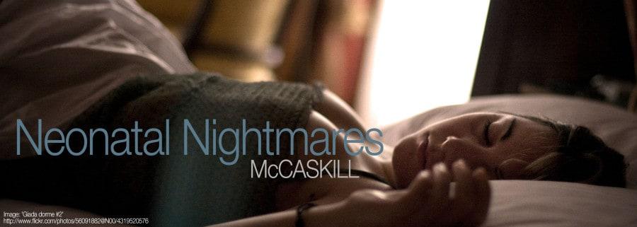 SMACC: Mary McCaskill on Neonatal Nightmares