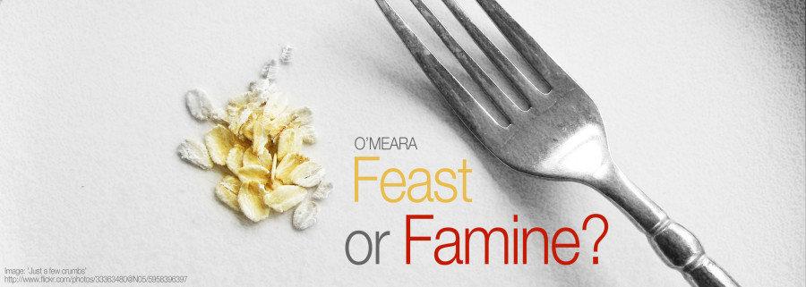 SMACC: O'Meara on Fluids and Kids – FEAST or Famine