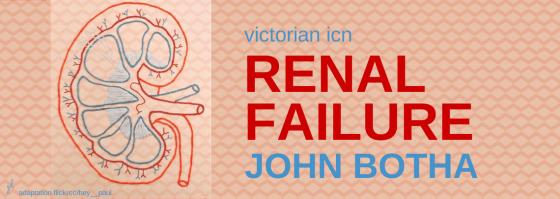 ICN Victoria: Botha on Acute Renal Failure