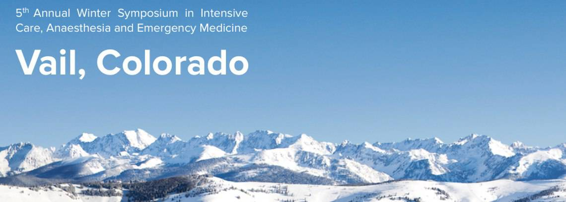 Crit Care Conference in Vail - Intensive Care Network