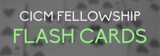 CICM Fellowship