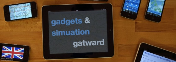 Gadgets and Simuation by Gatward