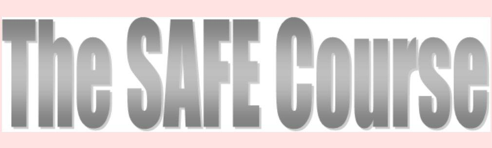 The SAFE Course