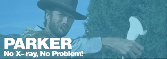 Parker- no x-ray no problem -01