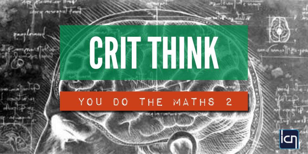 crit think