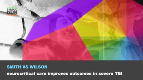 Smith Wilson - Neurocritical care improves outcomes in severe TBI