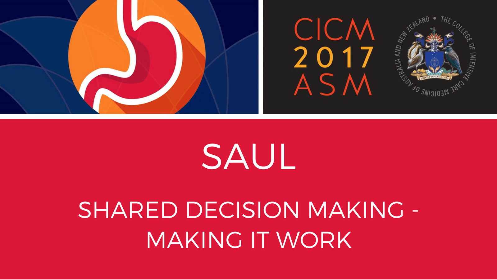 Shared decision making - making it work