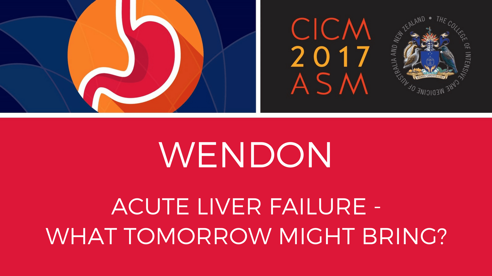 Acute Liver Failure - What tomorrow might bring?