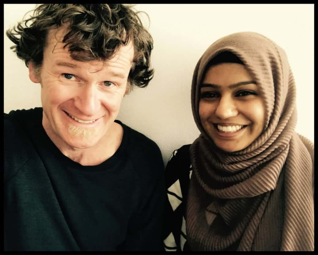 JELLYBEAN 91 with SMACC Poet Sanaah Sultan
