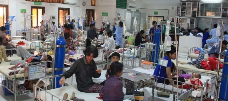 Angkor Hospital for Children