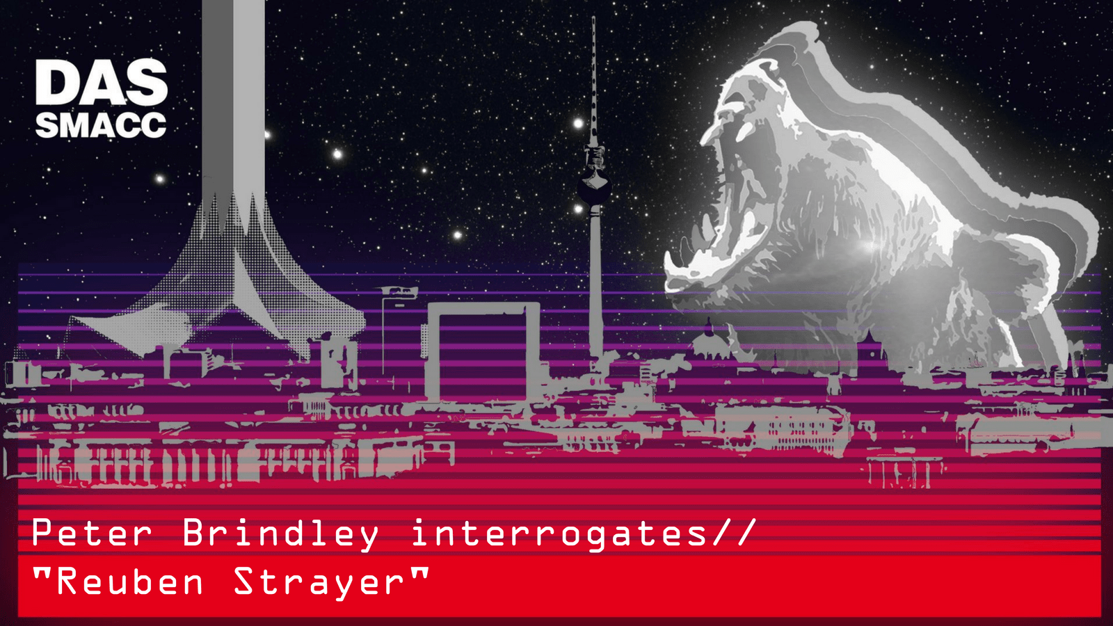 Peter Brindley interrogates: Reuben Strayer