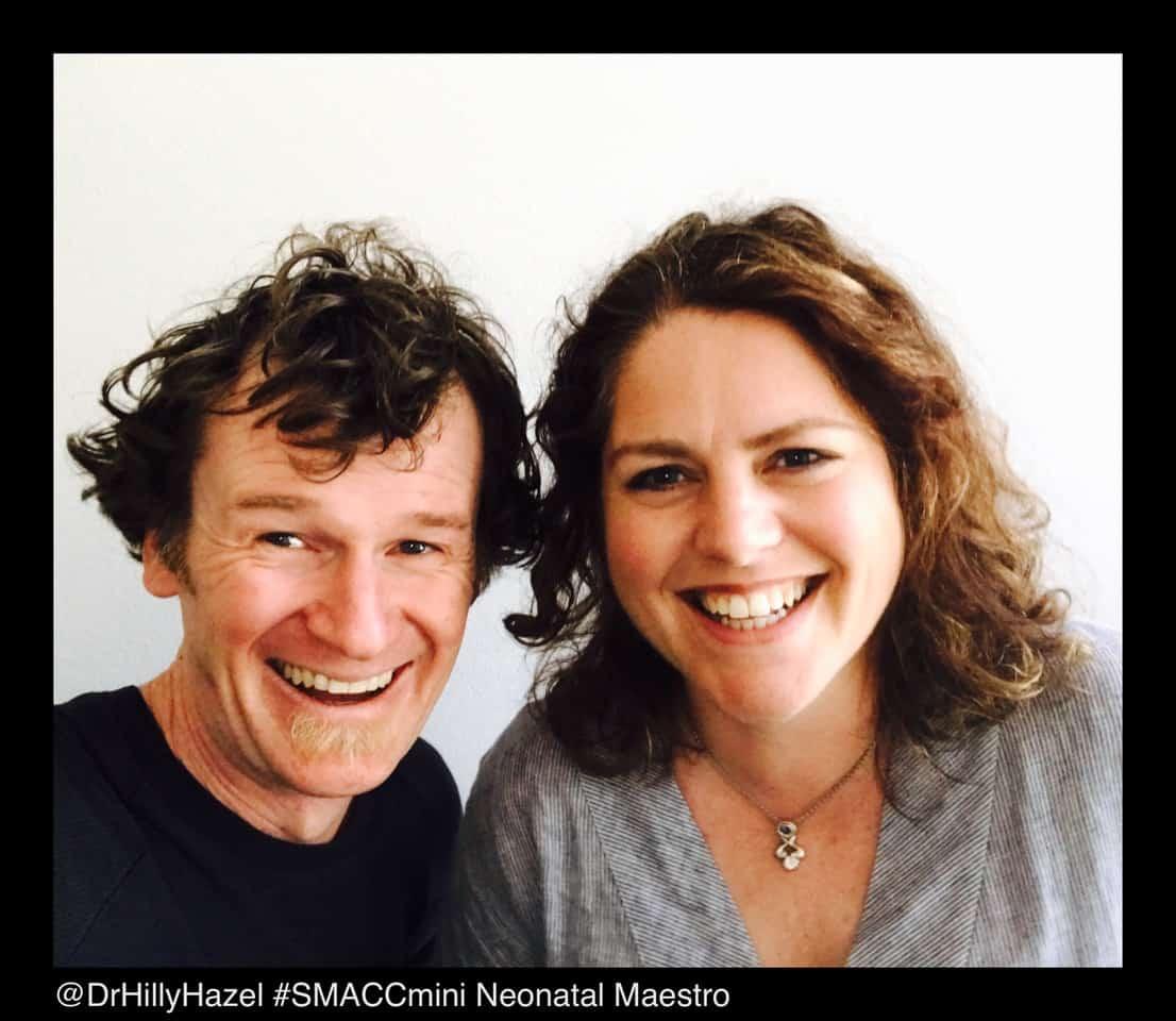Jellybean 94 with Dr Hazel Talbot