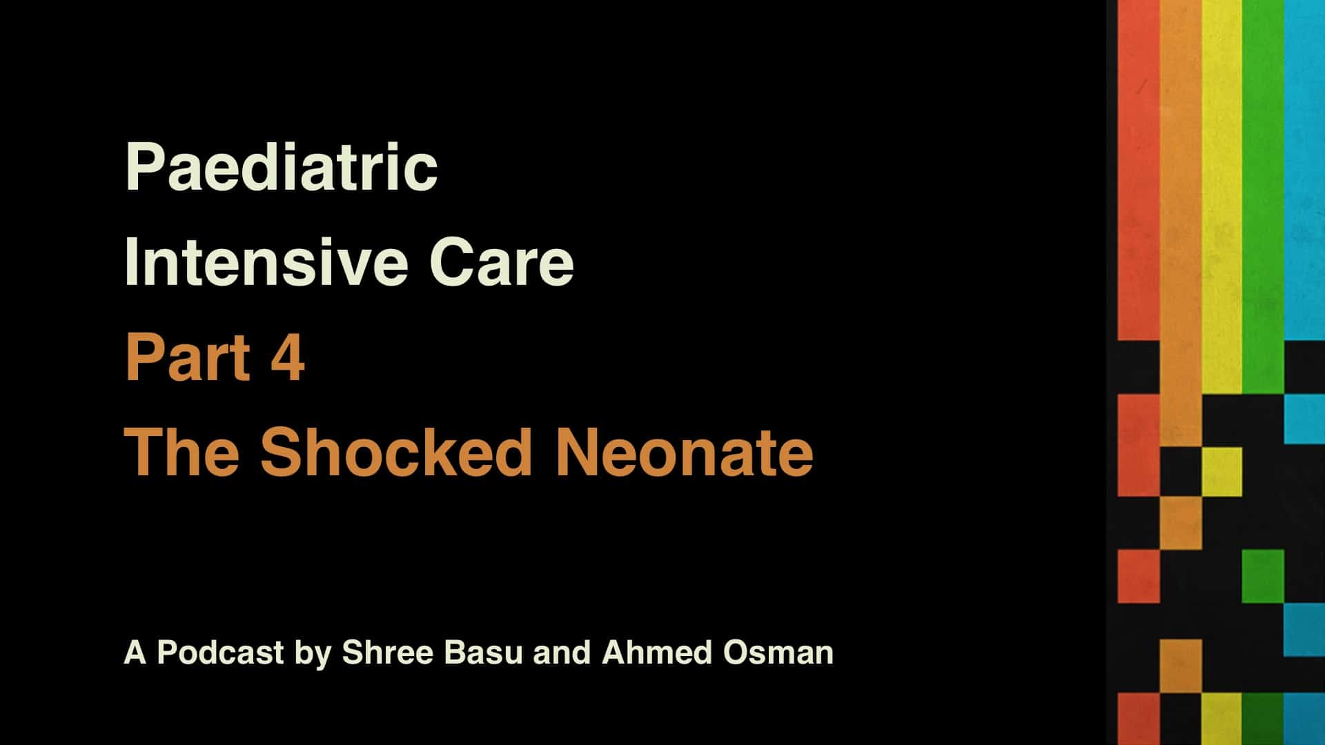 shocked neonate