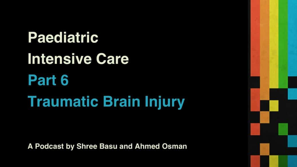 paediatric traumatic brain injury