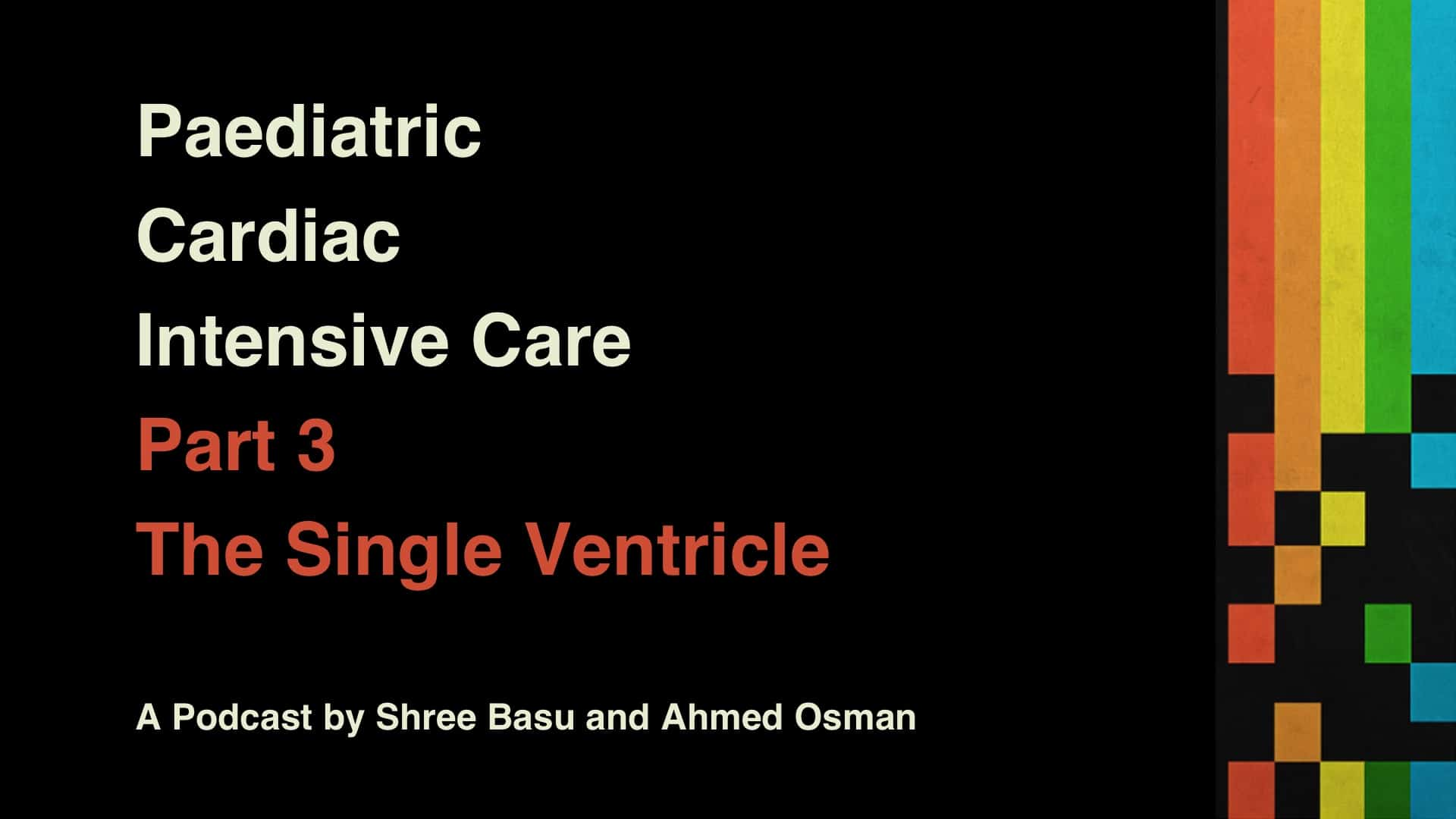 Paeds Podcasts - Intensive Care Network