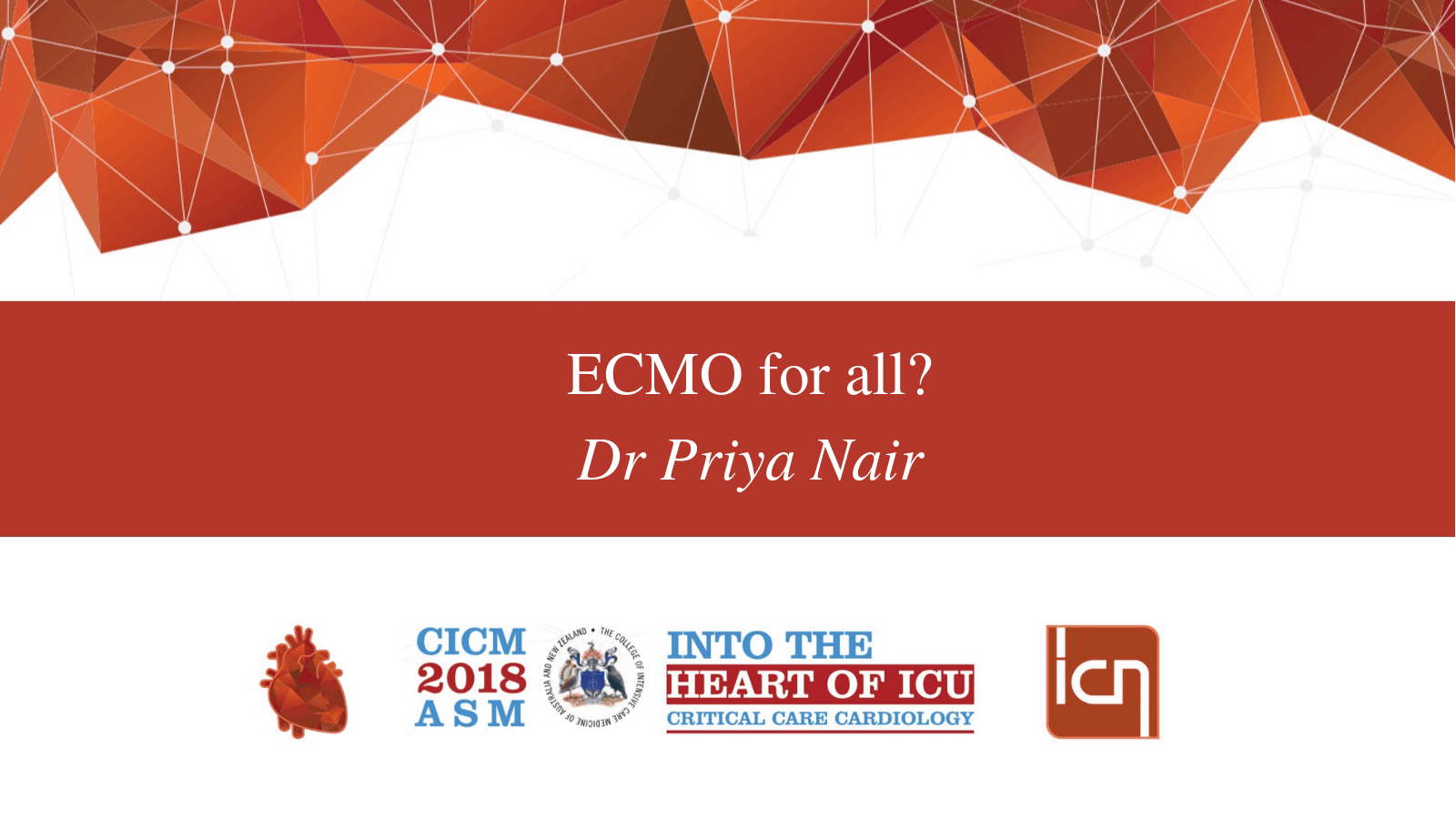 ECMO for all?