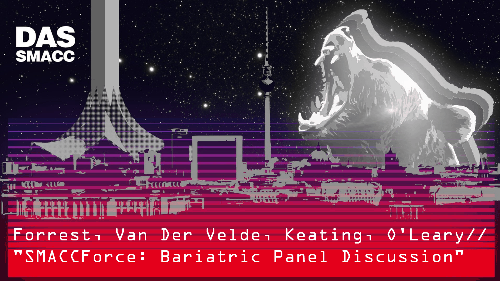 SMACCForce: Bariatric Panel Discussion