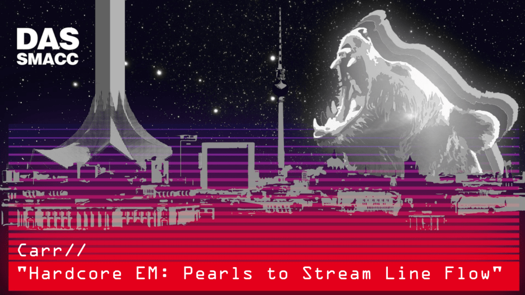Pearls to Stream Line Flow
