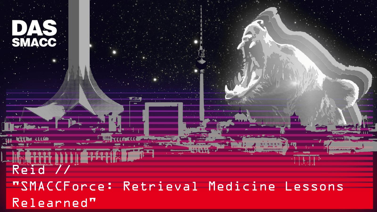 Retrieval Medicine Lessons Relearned
