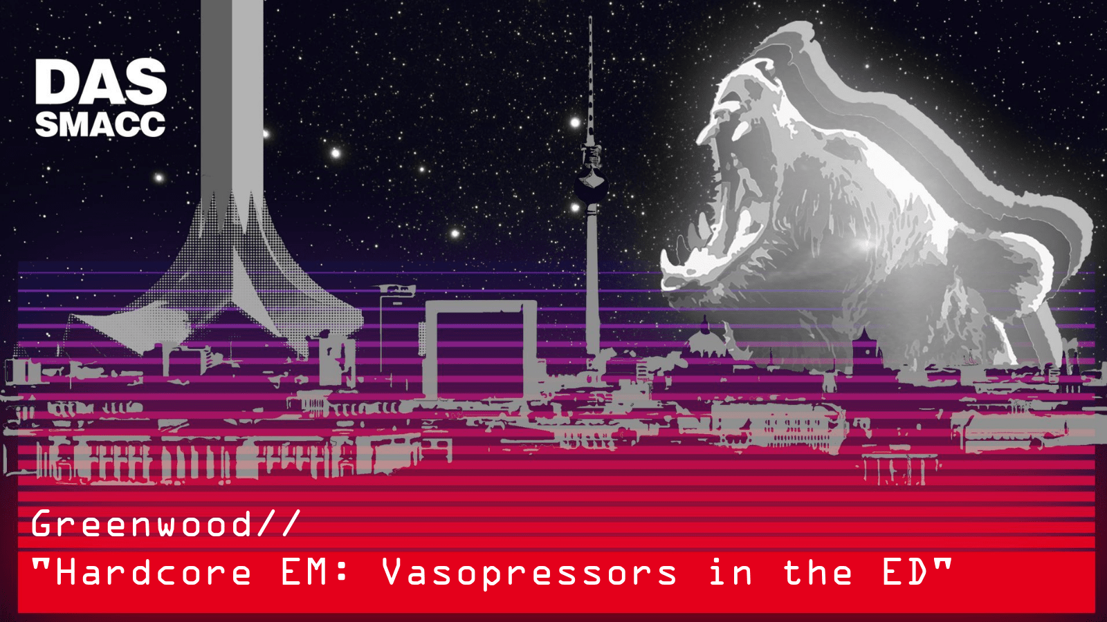 Vasopressors in the ED