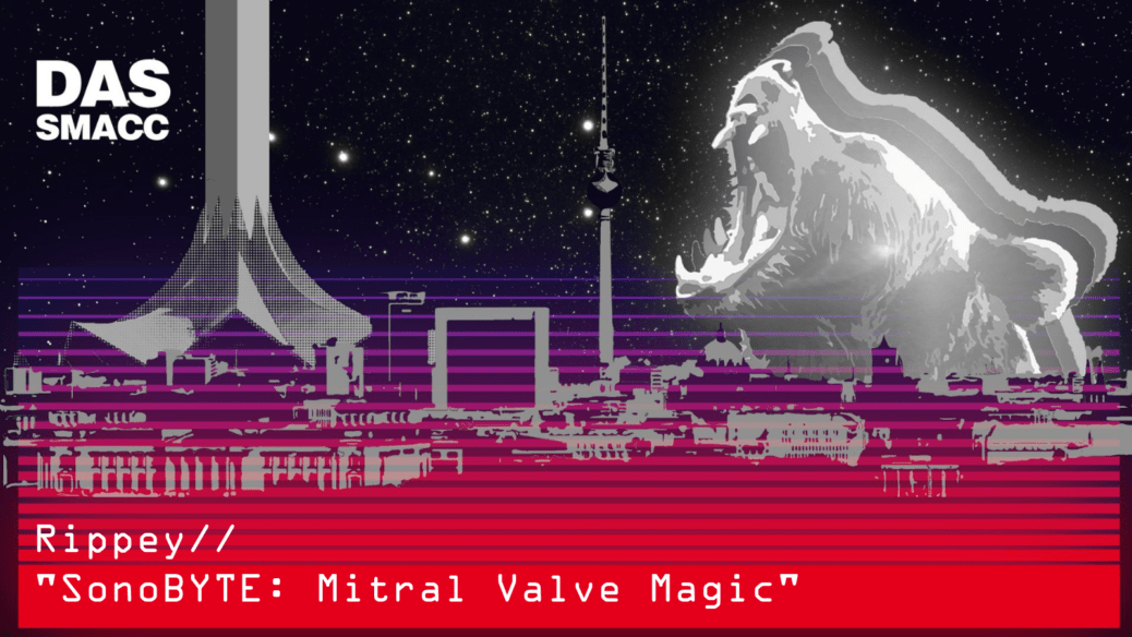 SonoBYTE: Mitral Valve Magic by James Rippey