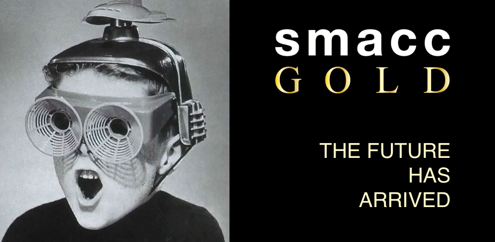 smaccGOLD: The future has arrived