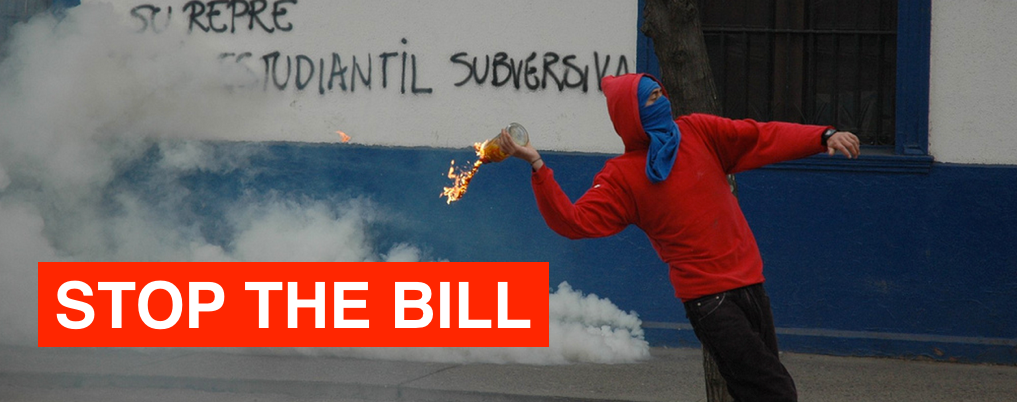 STOP THE_BILL
