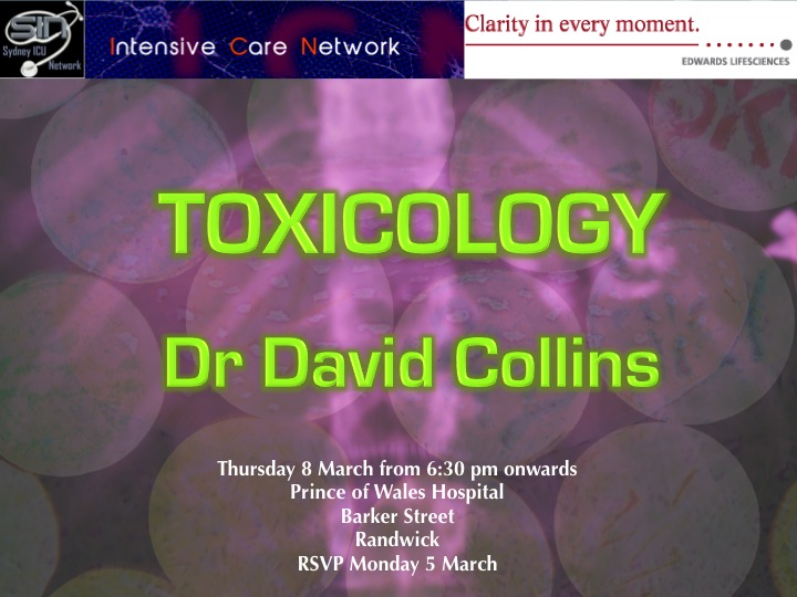 Toxicology by David Collins