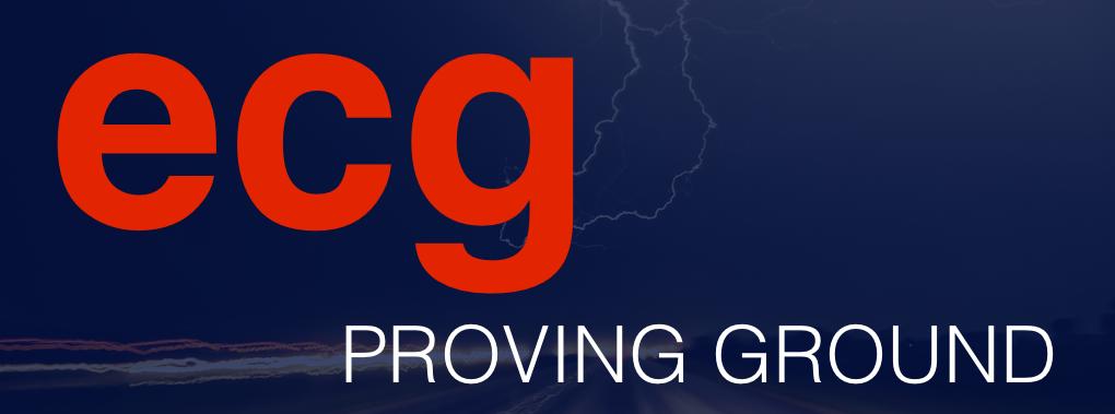 ecg proving_ground