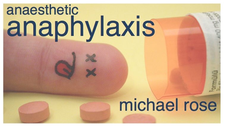 101. Rose on Anaphylaxis