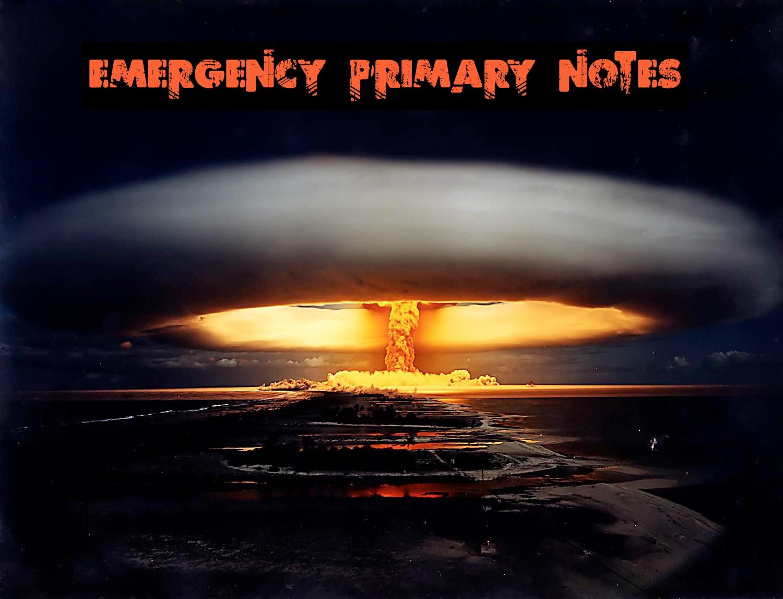 Emergency Primary Exam Notes