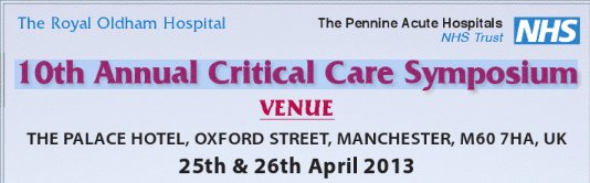 10th Annual Critical Care Symposium