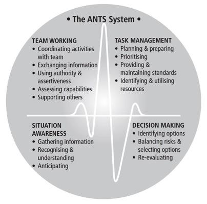 ANTS diagram